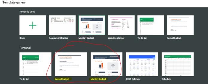 budgetspreadsheet